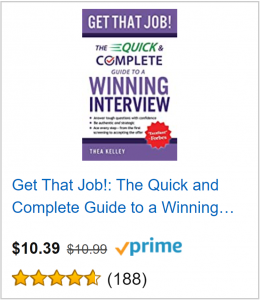 Get That Job!: The Quick and Complete Guide to a Winning